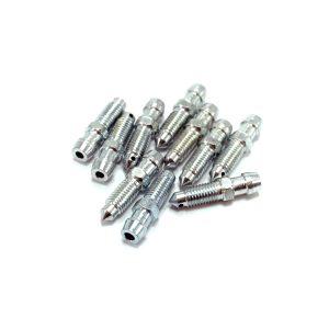 bn10 mild steel bleed screw